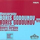 Mussorgsky: Boris Godounov (1869 & 1872 Versions)