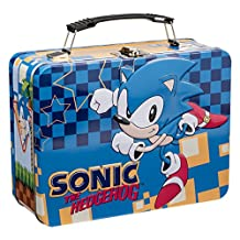 Sonic the Hedgehog Large Tin Tote