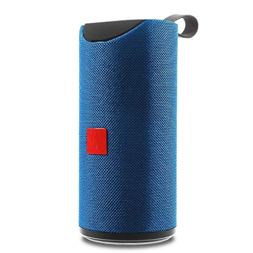 Vomoco EW03 Portable Wireless Bluetooth Big Bass Sound Speaker with SD/USB/AUX & FM Support Compatible for All Devices (Assorted Colour)