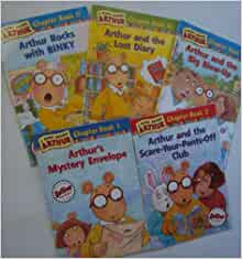 Arthur Chapter Books Arthurs Mystery Envelope Arthur And The Scare Your Pants Off Club