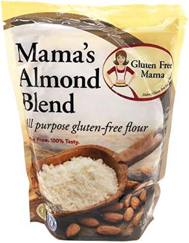 Flours & Meals: Gluten Free Mama Mama's Almond Blend