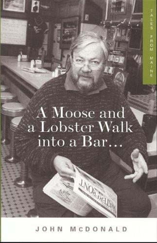 A Moose and a Lobster Walk into a Bar ebook