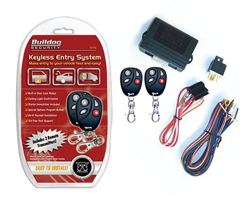 Bulldog Security Remote Entry Wiring Diagrams | Wiring Diagram on