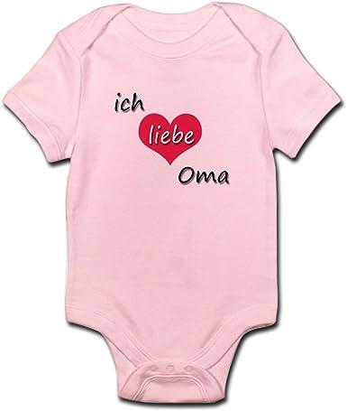 CafePress Pink for Nana Cute Infant Bodysuit Baby Romper