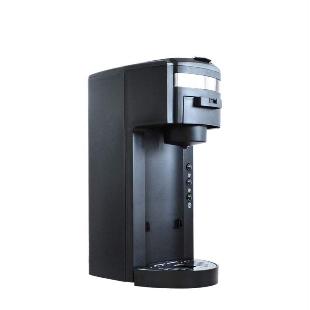 CHNFF Práctico Solo sirven K Copa Cafetera Brewer diseño Compacto Goteo térmica de café instantáneo de la máquina con la función de autolimpieza: Amazon.es: Hogar