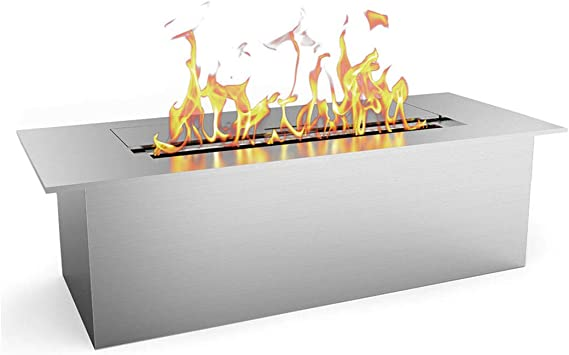 Regal Flame 1 5 Liter Pro 12 Inch Bio Ethanol Fireplace Burner Insert All Types Of Indoor Gas Inserts Ventless Vent Free Electric Or Outdoor Fireplaces Fire Pits Home Kitchen Amazon Com