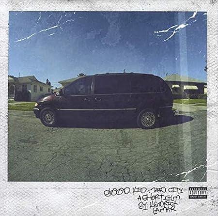 Good Kid M.a.a.d City : Kendrick Lamar: Amazon.es: Música
