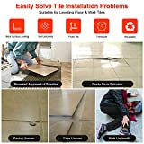 Premium Tile Leveling System with Push