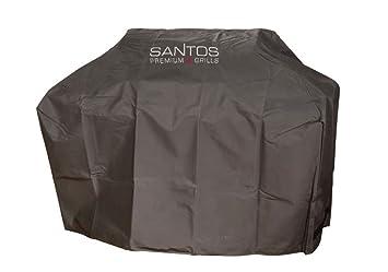 Grandhall Holzkohlegrill Xenon Test : Santos abdeckhaube schutzhülle171 x 66 x 127 cm für broil king