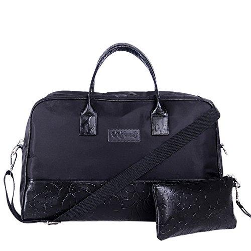 Alta capacidad bolso que viaja/bolso del equipaje del solo hombro para los hombres/paquete de viaje para viajes cortos-A B