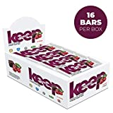 Keep Healthy Chocolate Covered Cherry Fruit Bars