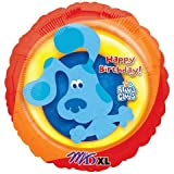 18 inch mylar birthday party Blues clues balloon, Health Care Stuffs