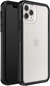 LifeProof SLAM Series Case for iPhone 11 Pro Max - Black Crystal (Clear/Black)