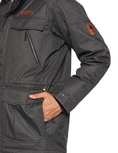 Barlow 550 Black Columbia Jacket Pass TurboDown A6gndq