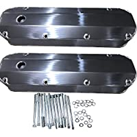 Fabricated Aluminum Tall Valve Covers for BB Ford 429 460...