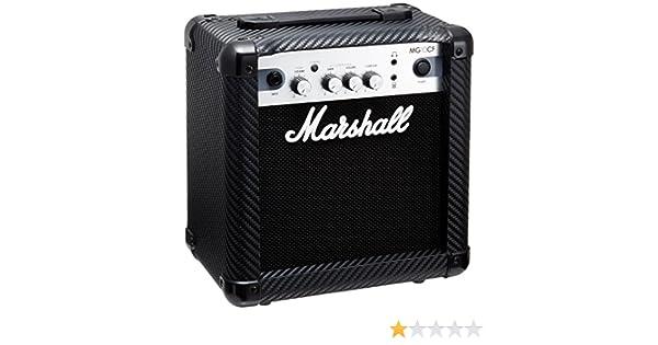 Marshall MG10Cf - Amplificador para guitarra eléctrica ...