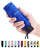 Kyпить Fidus Ultra light Mini Compact Travel Umbrella – Windproof Portable Parasol Sun & Rain Outdoor Golf Umbrella With 95% UV Protection for Women Men Kids-dark blue на Amazon.com