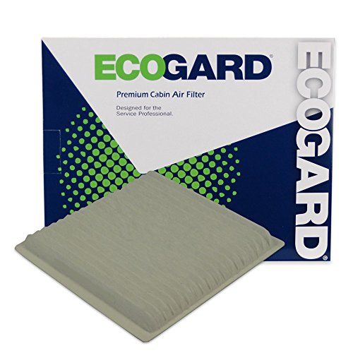 ECOGARD XC25876 Premium Cabin Air Filter Fits Ford Edge / Mazda CX-9 / Lincoln MKX, MKZ, MKS
