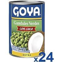 Goya Gandules Verdes con Coco - Paquete