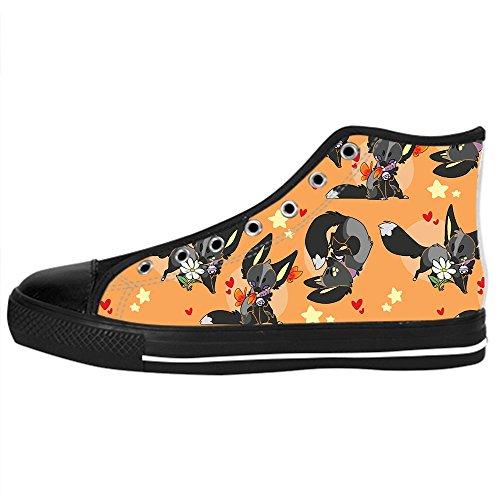 Scarpe Ginnastica delle Dalliy Lacci Tetto Scarpe Scarpe Custom Shoes Canvas I da Alto Fox Women's gx74xwqpz