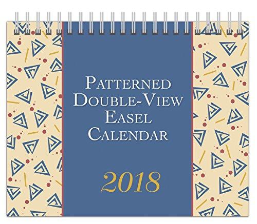 Wholesale 2019 Patterned Desk Calendar