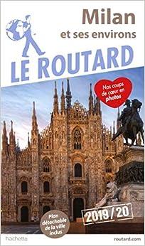Guide du Routard Milan 2019/20