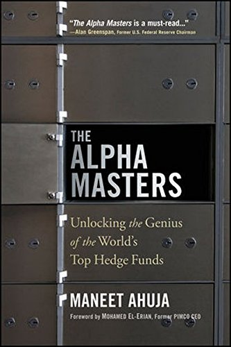 Price comparison product image The Alpha Masters: Unlocking the Genius of the World's Top Hedge Funds
