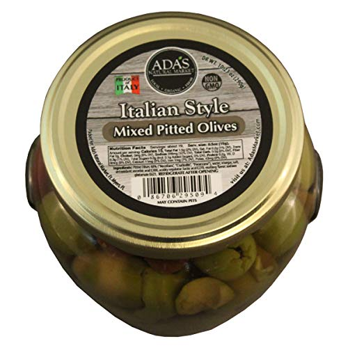ADA'S Natural Market Pitted Italian Mixed - Olive Medley