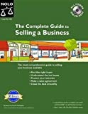 The Complete Guide to Selling a Business - With CD ROM