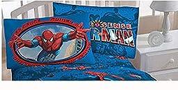 Marvel Spiderman Spider Sense Pillowcase