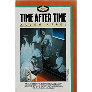 book cover of Time After Time