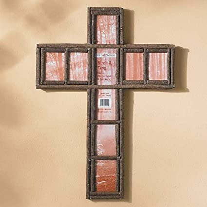 Amazon Twig Cross Picture Frame Photo Frame Collage Frames
