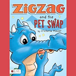 Zigzag and the Pet Swap Audiobook