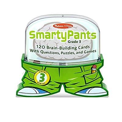 Melissa & Doug Smarty Pants - 3rd Grade Card Set: Melissa & Doug: Toys & Games