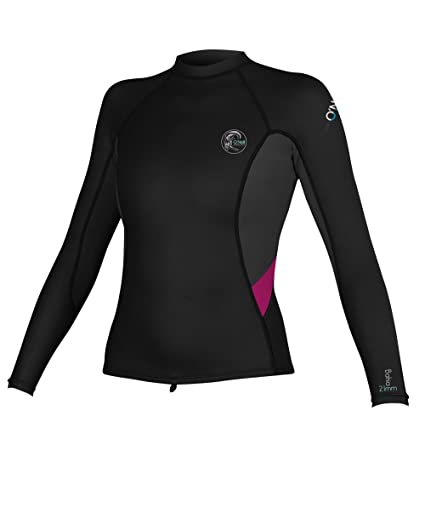 Amazon.com   O Neill Wetsuits Women s Bahia Jacket   Sports   Outdoors 76142ce46