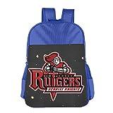 STALISHING Kid's Rutgers Scarlet Knights School Bag Backpack