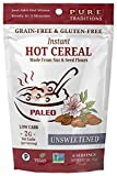 On The Go Paleo Hot Cereal Gluten & Grain Free Unsweetened -- 6.7 oz