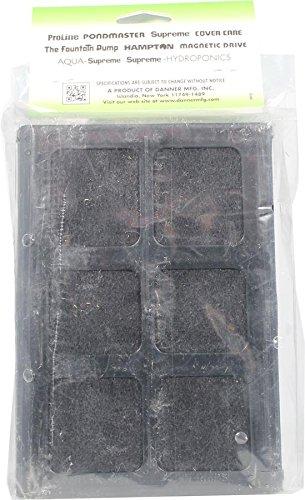 Supreme (Danner) ASP11804 4-Pack Bio-Matrix Cartridge for Aquarium (Bio Matrix Cartridge)