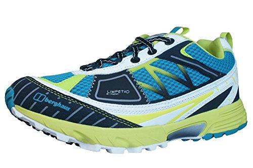 Running Tech Limpet Trainers Shoes Trail Womens Berghaus Green Low qOzgB
