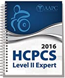 img - for HCPCS Level II Expert 2016 book / textbook / text book