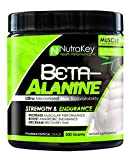 NutraKey Beta-Alanine Nutrition Mixer, Unflavored, 10.58-Ounce