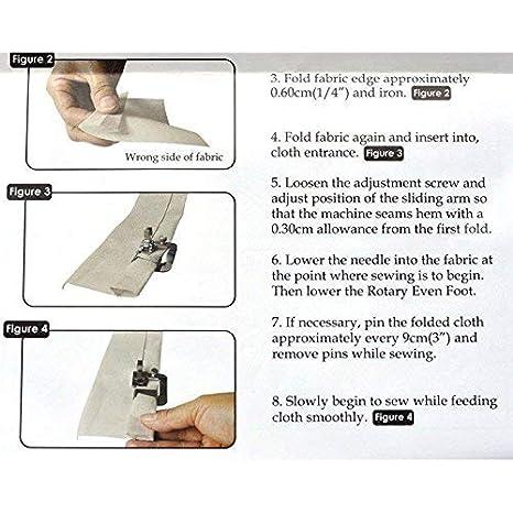 Amazon.com: Prensatelas profesional para coser en el hogar ...