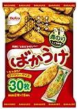 栗山米菓 ばかうけ青のり 30枚×12袋