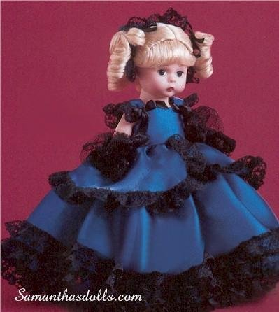 Wind Alexander Doll (Madame Alexander Doll Aunt Pitty Patt)
