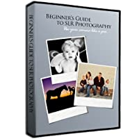 Beginner's Interactive Video Guide to Using Your DSLR Camera - DVD