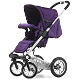 4Rider Light Stroller Color Team Purple