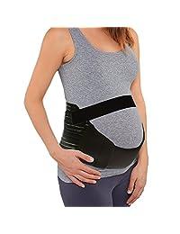 SAYFUT Maternity Support Belt Pregnancy Belly Band Girdle Pelvic Support Belt