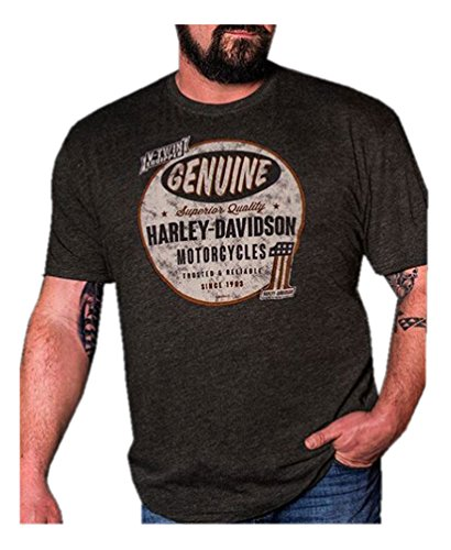 Harley Davidson Genuine Equipped T Shirt Vintage
