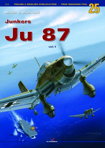 Download Junkers Ju 87: Volume 1 (Monographs) pdf epub