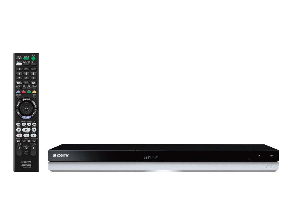ソニー SONY 1TB 3チューナー ブルーレイレコーダー/DVDレコーダー 3番組同時録画 Wi-Fi内蔵 (2016年モデル) BDZ-ZT1000 1TB  B01CP7TMO0